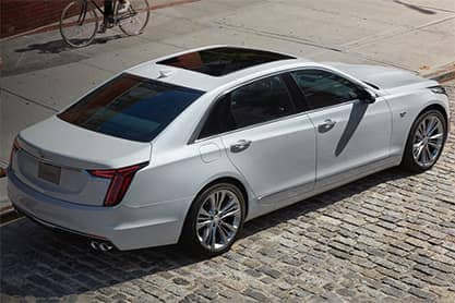 2020 Cadillac CT4, CT5, XT4, XT5 and XT6 models