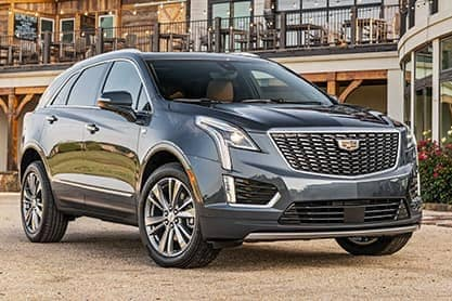 2021 Cadillac XT5 at Patrick Cadillac in Schaumburg, IL