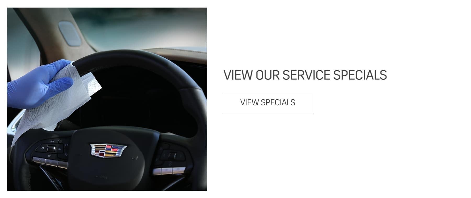 Updated service slide