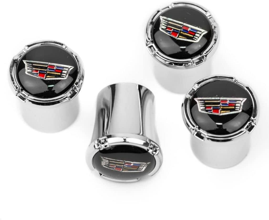 Cadillac Valve Stem Caps