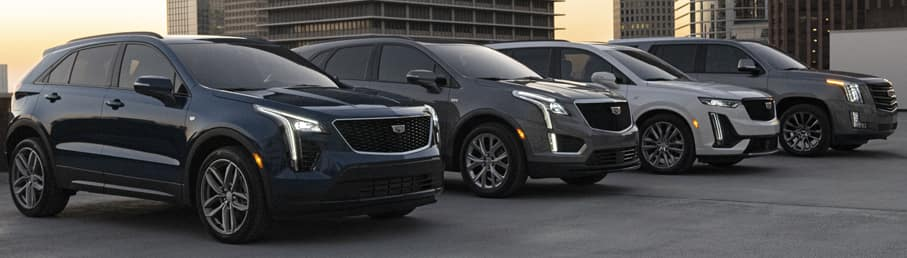 Cadillac Fleet Program