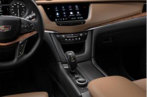 2021 Cadillac XT5 Cadillac User Experience