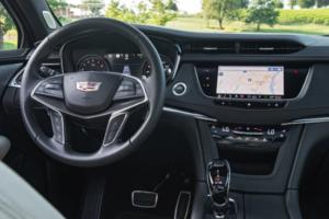 2021 Cadillac XT5 Driver Selectable Modes
