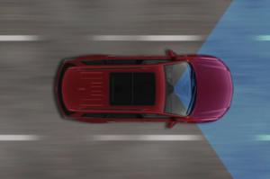2021 Cadillac XT5 Front Pedestrian Parking