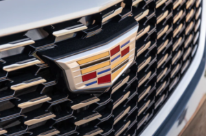 2021 Cadillac XT5 Grille
