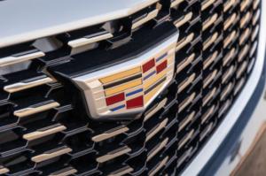 2021 Cadillac XT5 Grille