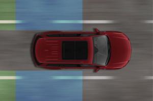 2021 Cadillac XT5 Lane Change Alert