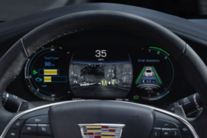 2021 Cadillac XT5 Night Vision