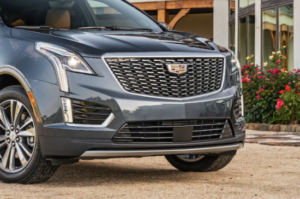 2021 Cadillac XT5 Real Time Damping