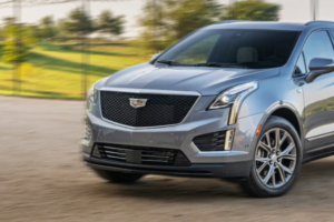 2021 Cadillac XT5 Sport All Wheel Drive (AWD)