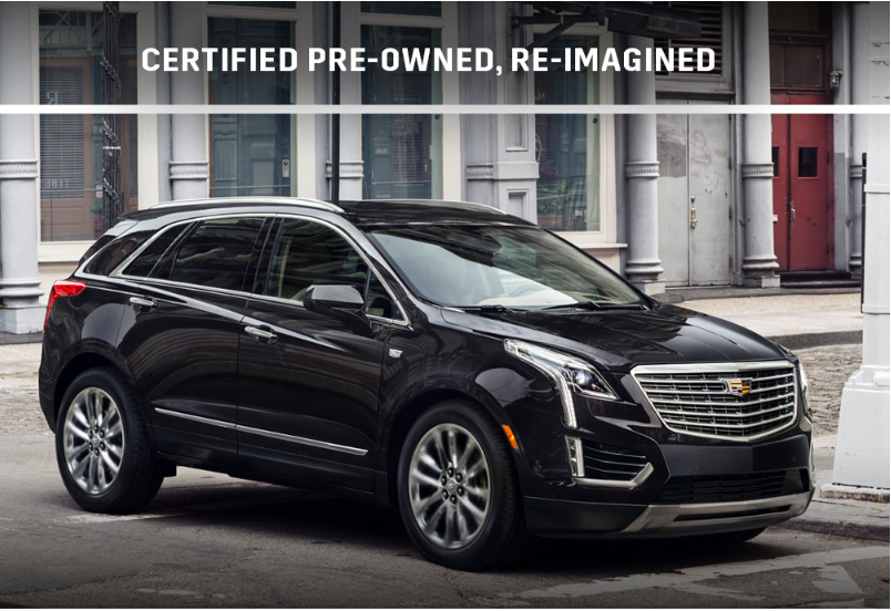 All Certified Pre-Owned Cadillac Models