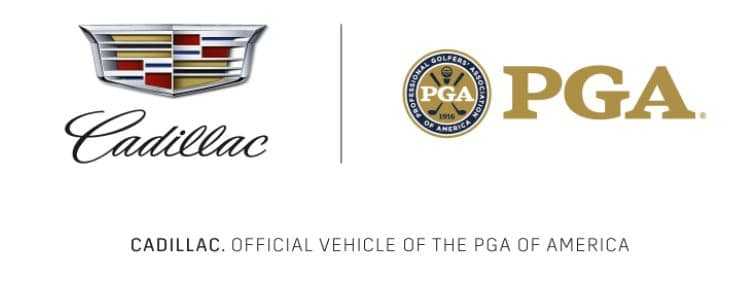 Cadillac: Official Vehicle of the PGA America