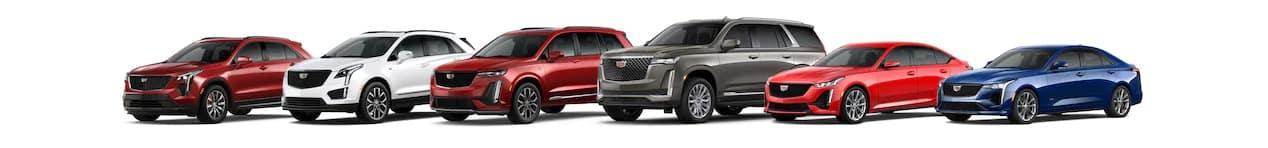Cadillac Lineup