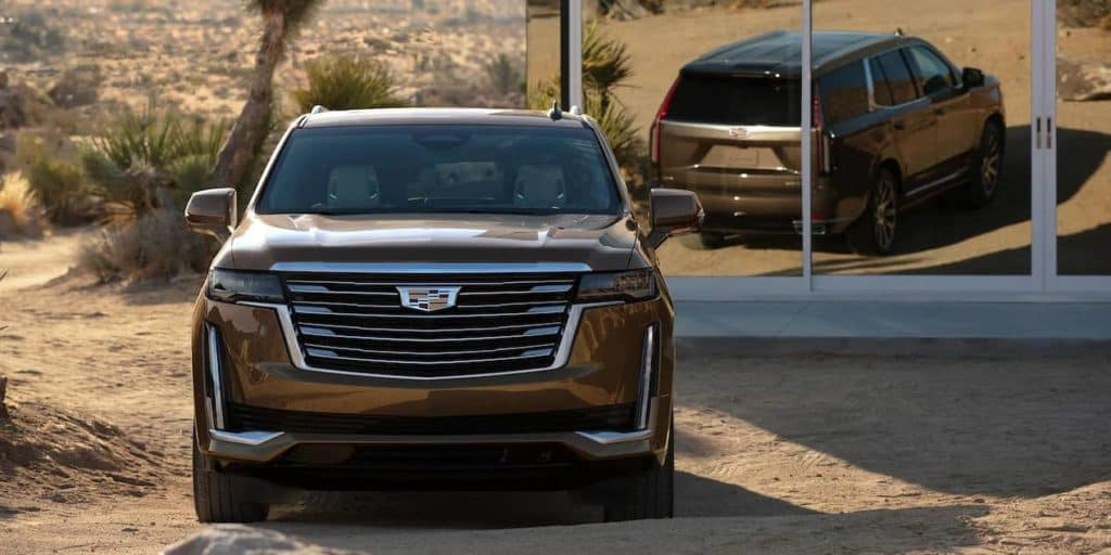 Cadillac Military Offer