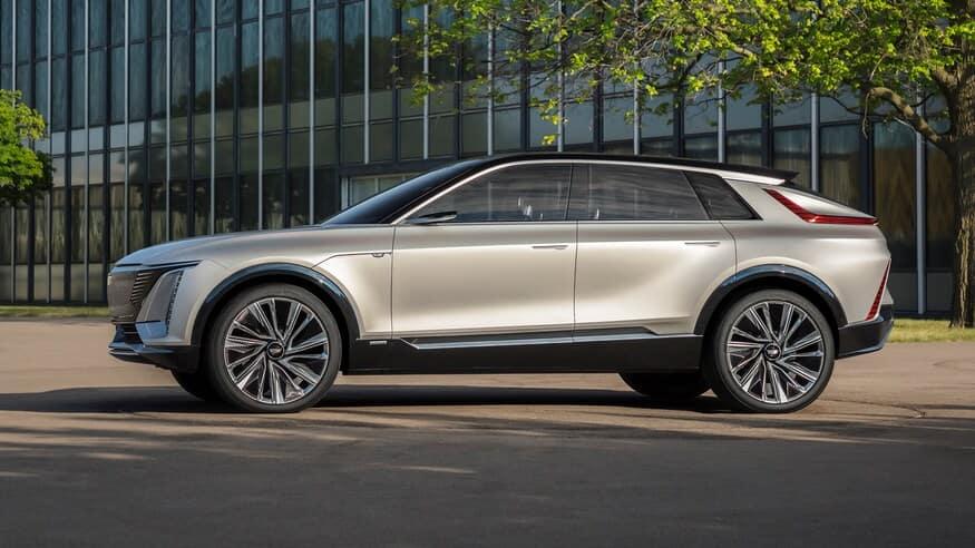 Pre-Order the 2023 Cadillac LYRIQ