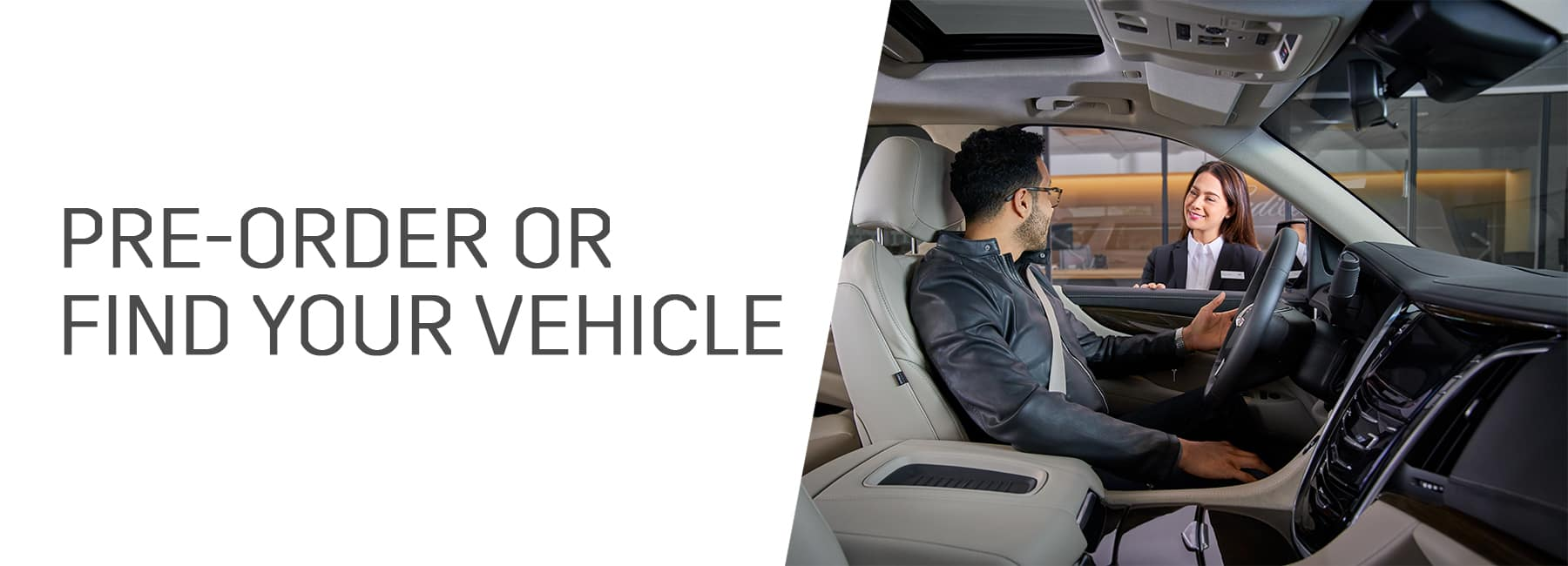 Pre-Order or Find Your Vehicle at Patrick Cadillac in Schaumburg IL