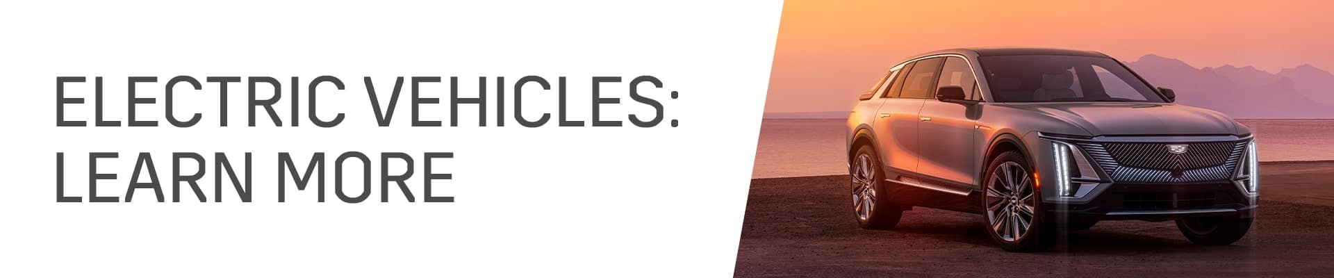 Electric Vehicles: Learn more at Patrick Cadillac
