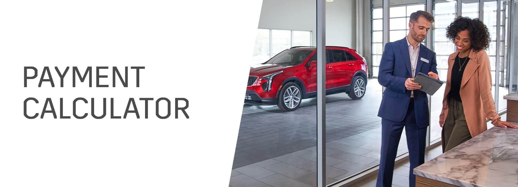 Patrick Cadillac Payment Calculator in Schaumburg IL