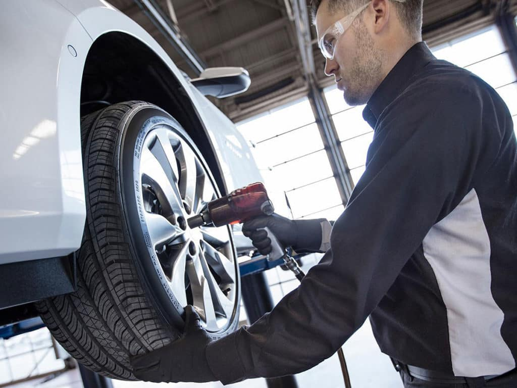Tire Rotation Special $29.99