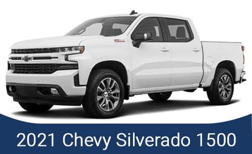 2021 CHEVY SILVERADO 1500 SPECIALS