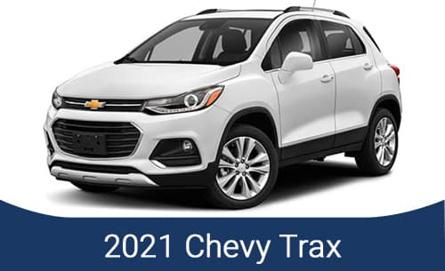 2021 Chevy Trax Specials