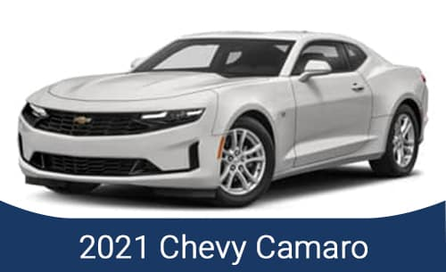 2021 Chevy Camaro Specials