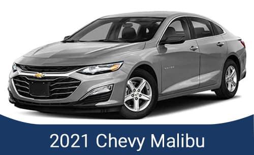2021 Chevy Malibu Specials