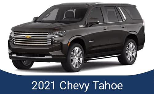 2021 Chevy Tahoe Specials