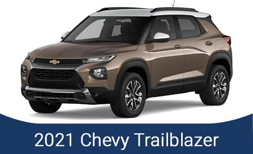 2021 Chevy Trailblazer Specials