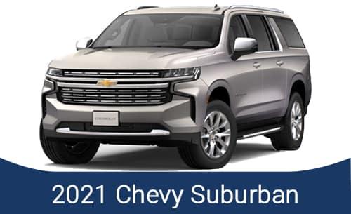 2021 Chevy Suburban Specials
