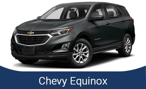Graphite Chevy Equinox 2021