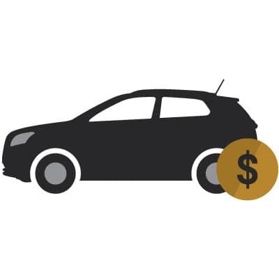 Car Value Icon