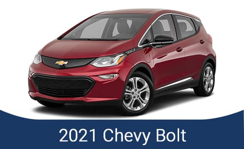 2021 Chevy Bolt Specials