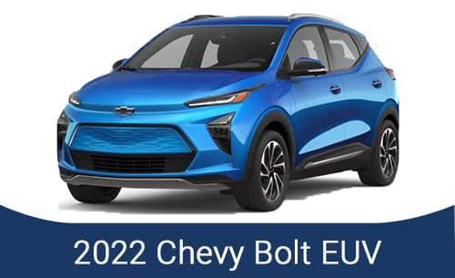 2021 Chevy Bolt EUV Specials