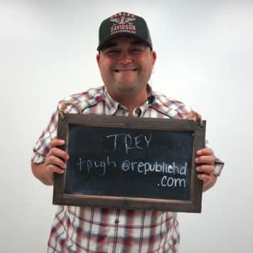 Trey Pugh