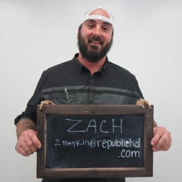 Zach Boykin