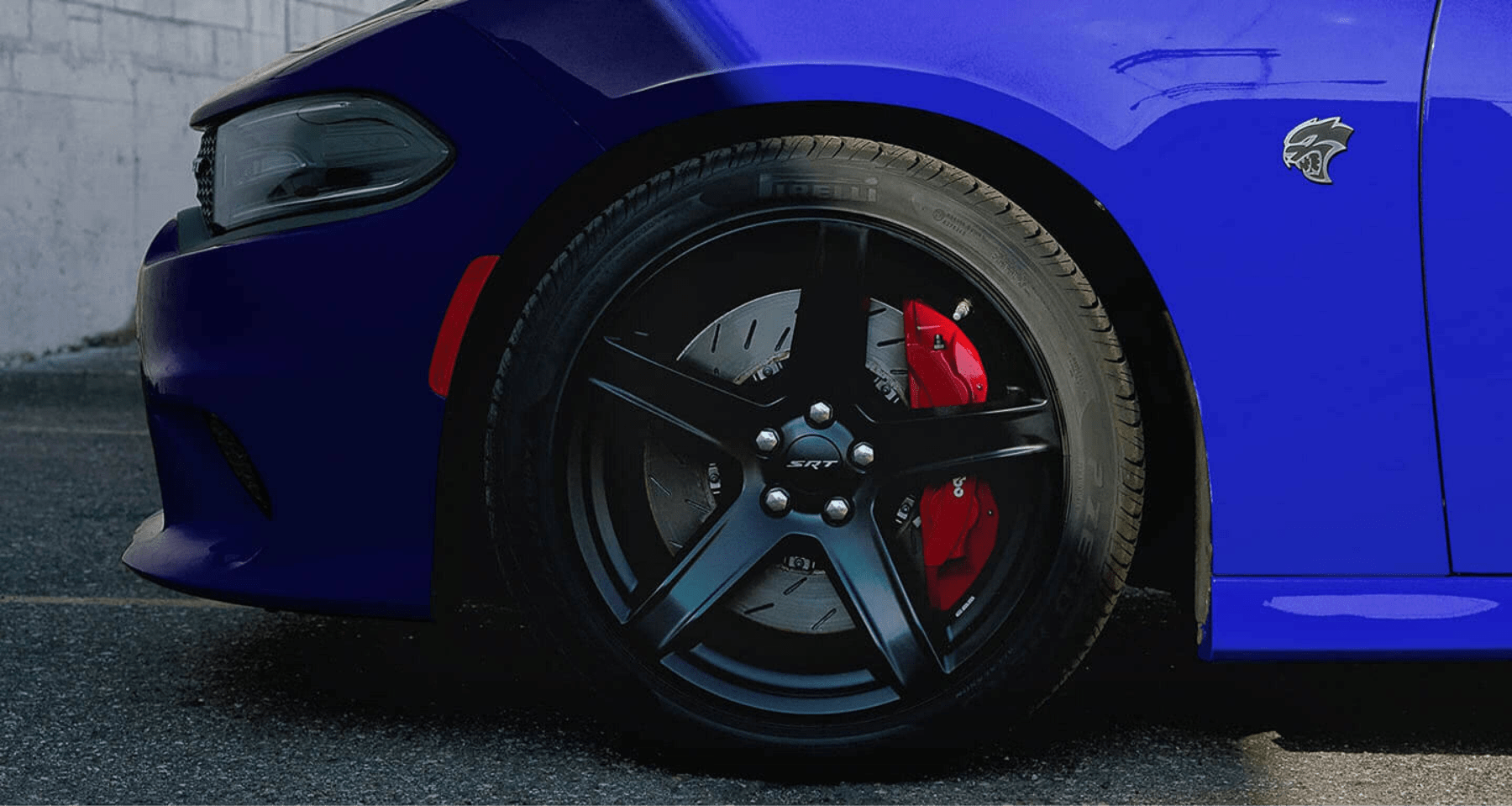 Charger wheels