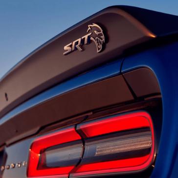rear spoiler Challenger