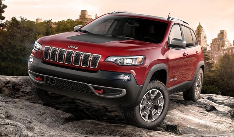 New 2020 Jeep Cherokee Duluth Georgia