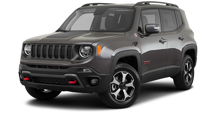 2020 Jeep Renegade Rick Hendrick CDJR Duluth