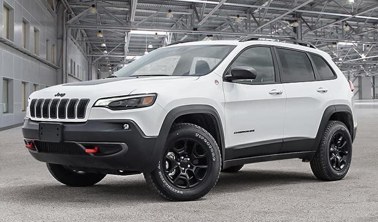 New 2021 Jeep Cherokee Duluth Georgia
