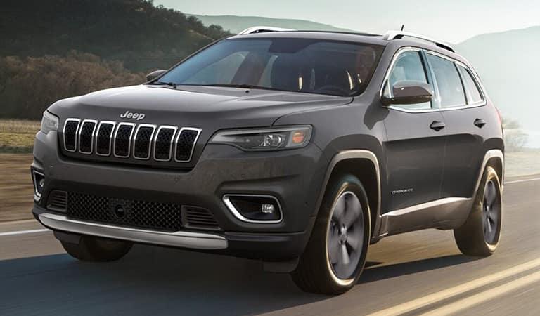 New 2021 Jeep Cherokee Duluth GA