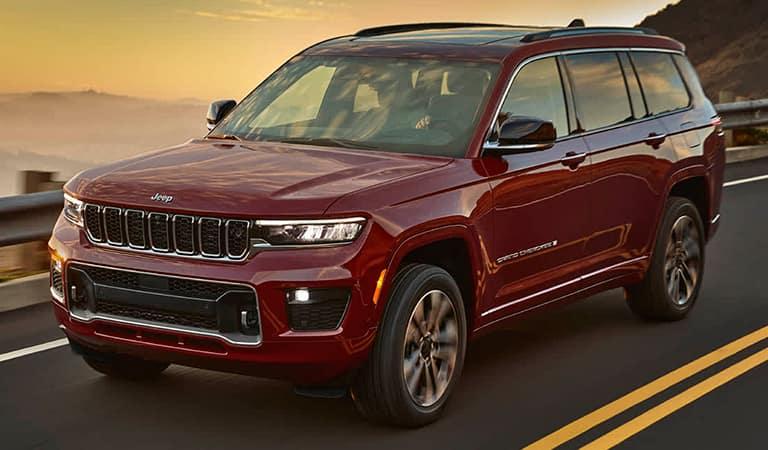 2021 Jeep Grand Cherokee Duluth GA
