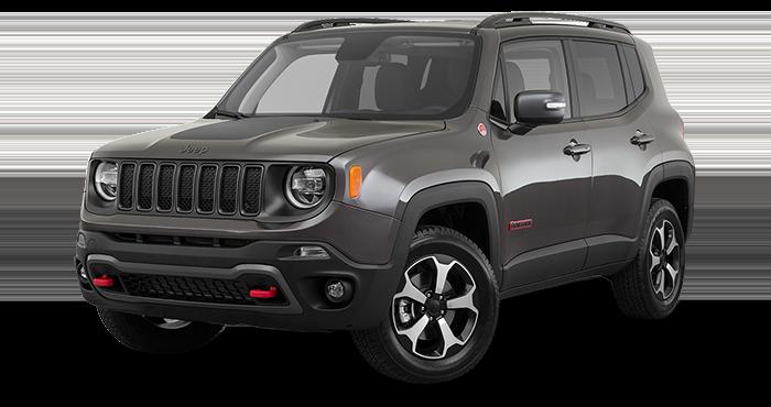 New 2021 Jeep Renegade Rick Hendrick CDJR Duluth