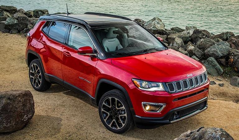 New 2021 Jeep Compass Duluth GA