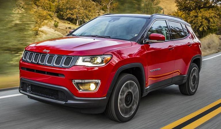 New 2021 Jeep Compass Duluth Georgia