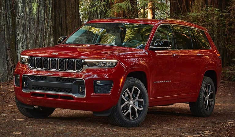 2021 Jeep Grand Cherokee L Duluth GA