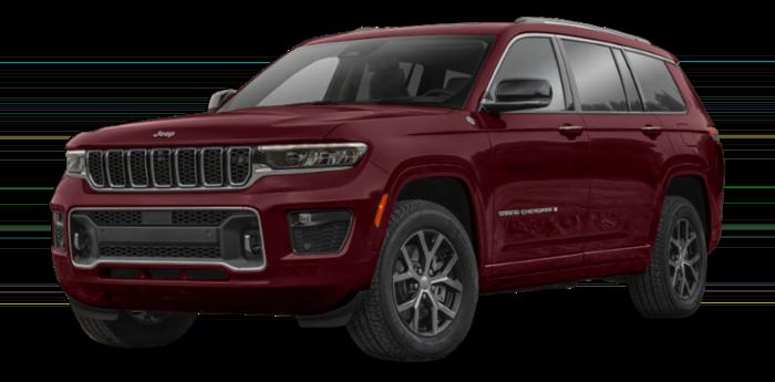 New 2021 Grand Cherokee L Hendrick CDJR Duluth