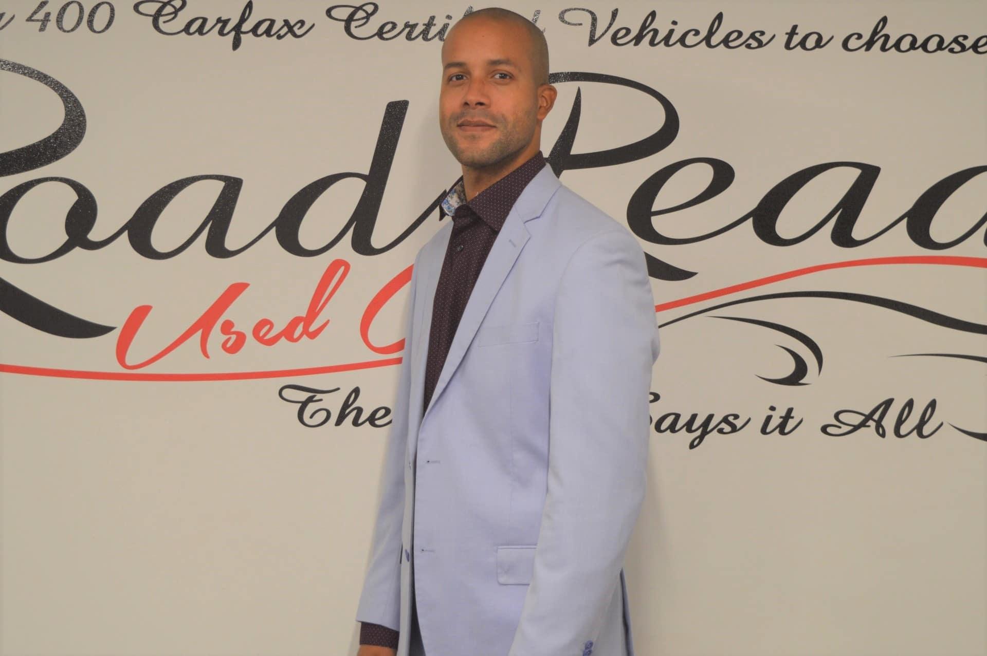 Norberto Vega - Sales Associate