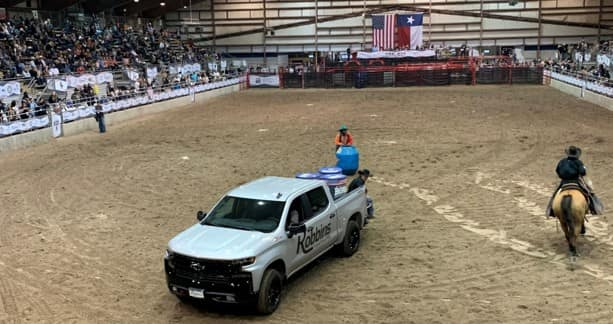 Robbins Chevrolet Silverado at Humble Rodeo